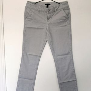 Tommy Hilfiger Gray straight pants